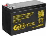 Аккумуляторная батарея Kiper F2 12V/7.2Ah (GP-1272)