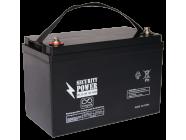 Аккумуляторная батарея Security Power 12V/100Ah (SPL 12-100)