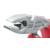 Пассатижи комбинированные силовые ErgoCombi VDE 200мм NWS (1096-49-VDE-200-SB)