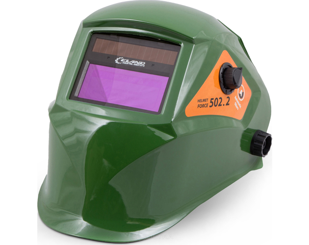 Eland Helmet Force 502.2 (зеленый)