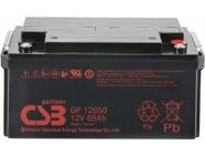 Аккумуляторная батарея CSB 12V/65Ah (GP 12650)