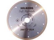 Диск алмазный сплошной ультратонкий 200 Hyper Thin Hilberg HM550
