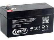 Аккумуляторная батарея Kiper F1 12V/1.3Ah (GP-1213)