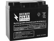 Аккумуляторная батарея Security Power 12V/18Ah (SP 12-18)