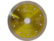 Диск алмазный 125мм Ультратонкий Trio-Diamond Ultra Thin X-Turbo (UTX520)