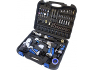 Набор пневмоинструмента с аксессуарами 57пр Forsage F-RP7871-71
