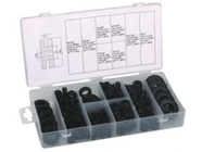 Кольца уплотнительные резиновые для прокладки проводов Forsage F-785 180пр.