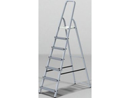 Лестница-стремянка алюм. 147 см 7 ступ. 4,9кг PRO STARTUL (ST9940-07)
