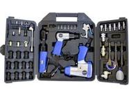 Набор пневмоинструмента с аксессуарами 50пр Forsage F-RP7850-50
