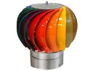 Турбодефлектор (оцинковка окрашенная) TD-100