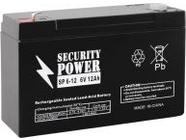 Аккумуляторная батарея Security Power F1 6V/12Ah (SP 6-12)