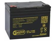 Аккумуляторная батарея гелевая 12V/36Ah Kiper (GEL-12360)