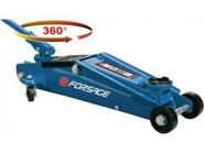 Домкрат подкатной гидравлический Forsage F-T83003C с вращающейся ручкой на 360 градусов 3т