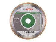 Круг алмазный 200х25.4мм Bosch Standard for Ceramic (2608602537)