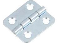 Петля карточная 22х24мм цинк Starfix (SMP-29010-1)