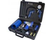 Набор инструментов пневматических с аксессуарами 15пр Forsage F-RP7811-15