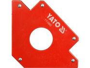 Струбцина магнитная для сварки на 34кг Yato YT-0865
