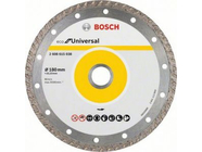 Алмазный круг 180х22мм универс. Turbo Eco Universal Bosch (2608615047)