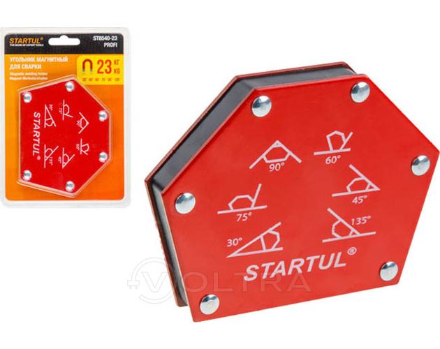 Угольник магнитный для сварки 23кг Startul Profi (ST8540-23)