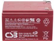 Аккумуляторная батарея CSB 12V/15Ah (EVH 12150)