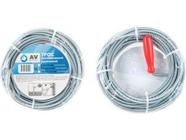 Трос сантехнический пружинный диаметр 6мм длина 10м AV Engineering (AVE34006100)