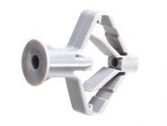 Дюбель пластмассовый для пустотелых конструкций 10х50 мм (бабочка) (6 шт в зип-локе) STARFIX (SMZ2-45867-6)