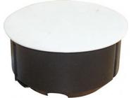 Коробка распаячная СП 73х42мм, крышка IP20 Юпитер (для сплошных стен) (JP7112-03)