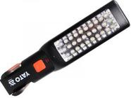 Фонарь светодиодный (30+7LED, 1200mAh) Yato YT-08505