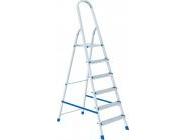 Лестница-стремянка алюминиевая 6 ступеней Сибртех (97716)