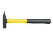 Молоток слесарный 0.1кг с фиберглассовой ручкой Vorel 30310