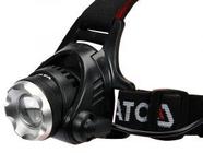 Фонарь налобный LED CREE XM-L2 10W Yato YT-08591