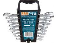Набор ключей рожковых 6-22мм 8шт Startul Pro GT (PRO-85008)