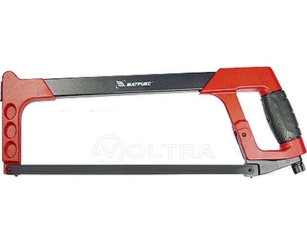 Ножовка по металлу 300мм биметаллическое полотно Matrix (77593)