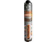 Клей-пена монтажная БелИНЭКО Profpur Cement 850мл (4814016005142)