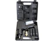 Пневмогайковерт ударный ''Twin Hammer'' 960Н/м 1/2'' + набор глубоких головок RockForce RF-4142B
