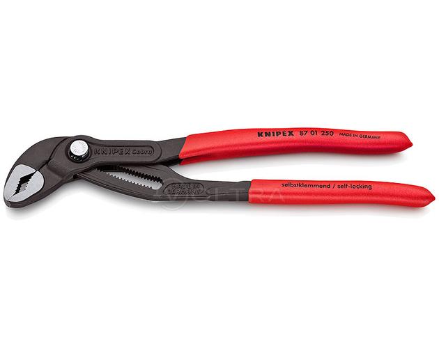 Высокотехнологичные сантехнические клещи Knipex Cobra® KN-8701250