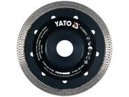 Круг алмазный для плитки 125x22.2x1.6мм Yato YT-59972
