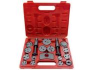 Набор для обслуживания тормозных суппортов 18пр (привод с правосторонней/левосторонней резьбой) Forsage F-65805