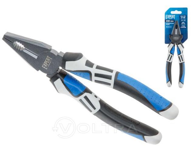 Плоскогубцы 200мм комбинированные Expert Startul (SE4250-20)