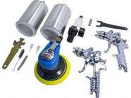 Набор инструментов пневматических 6пр ForceKraft FK-R8821