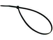 Хомут-стяжка 2.5х200 мм черный (100 шт в уп.) Starfix (SMP-35486-100)