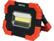 Фонарь светодиодный (10W, 680lm, 6V, 4xAA) Yato YT-81821