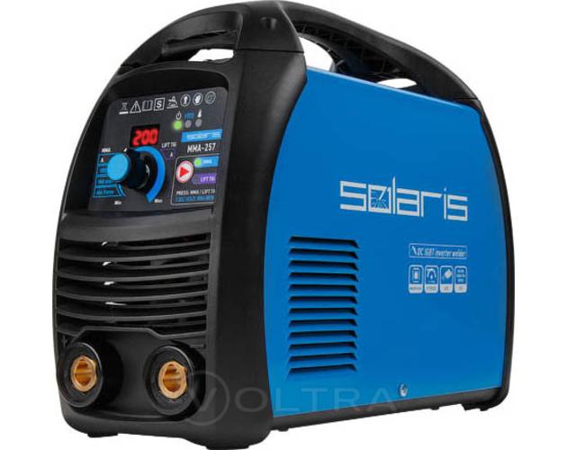 Solaris MMA-257