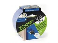 Лента малярная профессиональная 38ммх50м ZOOM, синяя (02-5-1-300)