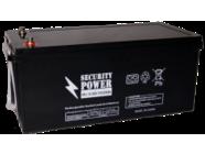 Аккумуляторная батарея Security Power 12V/200Ah (SPL 12-200)