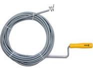 Трос сантехнический 9мм/10м Vorel 55545