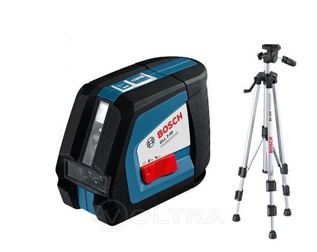 Bosch GLL 2-50 +BS150 (0601063105)