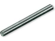 Шпилька резьбовая М30х2000 мм цинк, кл.пр. 4.8, DIN 975 Starfix (1шт) (SMP-97364-1)