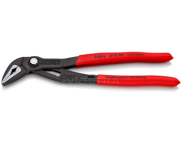 Сантехнические клещи особо тонкие Knipex Cobra® ES KN-8751250