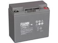 Аккумуляторная батарея 12V/17Ah Fiamm (12FGL17)
